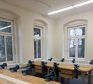 Beleuchtungsanlagen in Schulen - für eine optimale Lernumgebung
