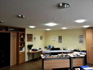 Beleuchtung bei Wendler Gebäudetechnik