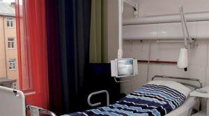 Beleuchtung von Patientenzimmer