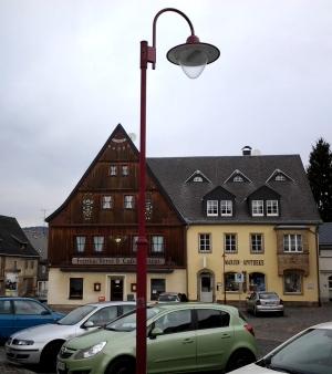Innenstadtbeleuchtung in Neusalza-Spremberg
